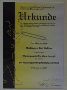 Wolfegg 2006
